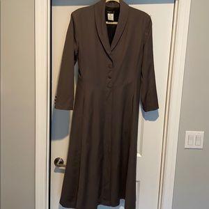 Agnes B Lightweight wool coat